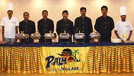 Palm Village Resort - Catering